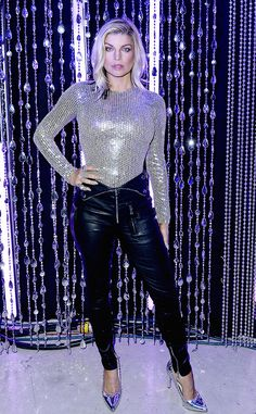 Fergie from The Big Picture: Today's Hot Pics  Shimmer and shine! The songstress strikes a pose while hosting Dick Clark's New Year's Rockin Eve in Los Angeles.