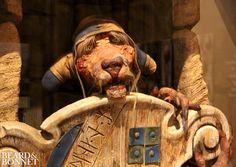 Atlanta Center for Puppetry Arts: Jim Henson exhibit {Beard and Bonnet}