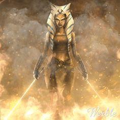 Like a boss - Star Wars Star Wars Rebels, Star Wars Mädchen, Star Wars Girls, Star Wars Fan Art, Star Wars Pictures, Star Wars Images, Sports Pictures, Sith, Star Wars Brasil