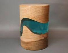 Image result for resin wood art