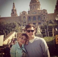 Tini Stoessel y Jorge Blanco #Violetta3