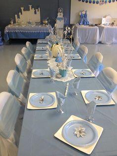 Princess Party Table #princess #table