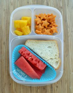 Quick and easy lunches for on the go! | with @EasyLunchboxes containers