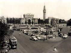 Beyazıt Meydanı / 1952 http://ift.tt/2kN2h4o