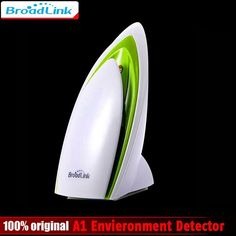 Broadlink A1 E-Air Air Quality Detector Filter Testing Air Humidity PM2.5 Remote Control #air #remote #home https://seethis.co/MEYWgx/