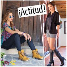 A dónde sea que vayas, siempre ponte tu actitud. :)