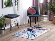 Living Area, Living Room, Tapis Design, Accent Furniture, Furniture Making, Colorful Rugs, Ottoman, Area Rugs, Carpet