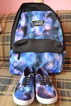 Backpack Vans Follow me!  #vans #vansoriginal #vansoffthewall #vanssk8 #style