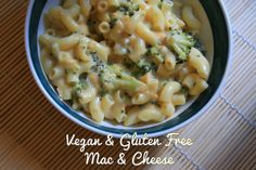 Vegan, Gluten Free Mac n Cheese & Pasta Salad | Gluten Free Bitches