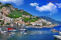 Amalfi Coast Tour from Naples - KissFromItaly | Italy tours
