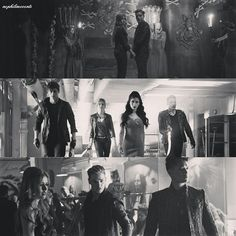 FIRST EXCLUSIVE LOOK at Shadowhunters
