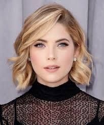 Image result for red carpet hairstyle for short hair