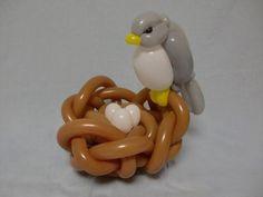 A incrível arte com esculturas de balões/bexigas de Masayoshi Matsumoto