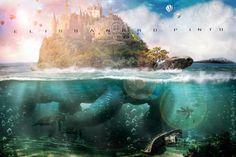 Turtle Island  3 by 35-Elissandro.deviantart.com on @DeviantArt