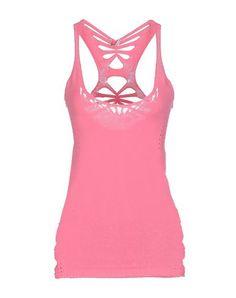PINKO Tank top. #pinko #cloth #dress #top #skirt #pant #coat #jacket #jecket #beachwear #
