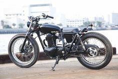 平和モーターサイクル - HEIWA MOTORCYCLE - | 250TR 005 (KAWASAKI)