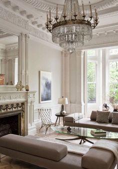 elegant walls and Windows