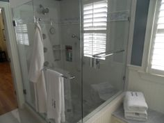 Portofino Tile is located in Cary, NC. This photo is one of the dream bathroom renovations we have completed in the local area. We ONLY do bathroom remodels, and finish complete bathroom renovations in less than two weeks. Call us at 919-432-4077 or visit our website at www.PortofinoTile.com We also have a showroom in Downtown Cary, NC at 115 Ward Street.