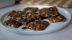 Barrinha de cereal caseira: receita da Bela Gil - Receitas - Receitas GNT