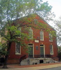 Old Presbyterian Meeting House, Alexandria, VA