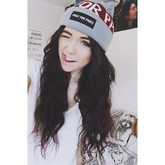 Acacia Brinley on Twitter ❤ liked on Polyvore featuring hair, acacia and brinley co