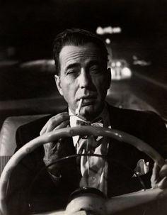The Brunette Prep — melisaki: Humphrey Bogart photo by John Florea,...