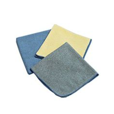 BMW 51 91 0 148 460 Polishing Clothes-Yellow Reusable, washable microfiber.. Polish highly snesitive surfaces without leaving scratches or smears.. Lint and silicone-free, ideal for painted surfaces, chrome, plastic and glass.. Use wet or dry.. Three cloths per package..  #BMW #Automotive_Parts_and_Accessories