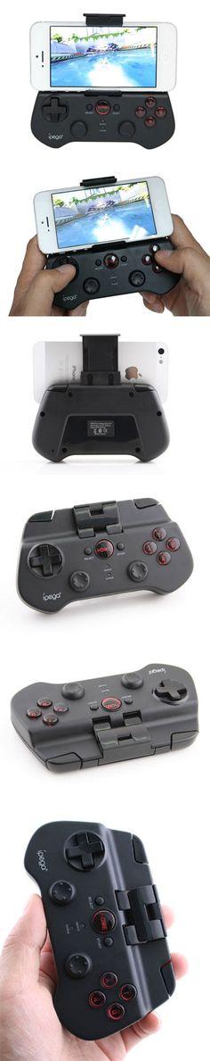 iPega Wireless Bluetooth Controller  http://www.usbgeek.com/products/ipega-wireless-bluetooth-controller