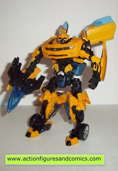 transformers movie BUMBLEBEE 2007 hasbro toys complete action figures