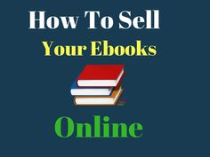 An e-book is a digital document that can be sold online in a purely digital form. Ebooks Online, Selling Online, Physics, Digital Marketing, Writing, Blog, Things To Sell, Blogging, Being A Writer