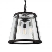 Feiss P1288ORB-F - 3 - Light Harrow Pendant #sconce #light #hanging