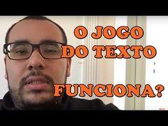 Jogo do Texto Funciona ? Confira aqui - Felipe depoimento - YouTube