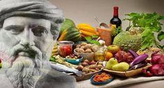 Ολίγα Περί Πυθαγόρειας Διατροφής... Ιπποκράτης: «Εκείνο που διατηρεί την υγεία είναι ισομερής κατανομή και ακριβής μείξη μέσα στο σώμα των δυνάμεων (=... Healthy, Painting, Health, Painting Art, Paintings, Painted Canvas, Drawings