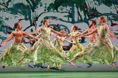 Mark Morris Dance Group Offers Intimacy in Brooklyn