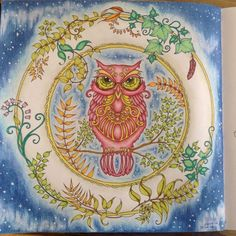 Johanna Basford   Picture by Isabelle Cote   Colouring Gallery
