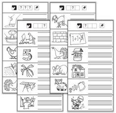 TaalSchrijven - Schrijf wat je hoort - Kern 6 Daily Five, Kids Writing, Spelling, Bullet Journal, Classroom, Learning, Homework, Diy, Decor