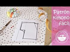 Trazar patrón de kimono a medida, fácil! - YouTube Sewing Projects, Projects To Try, Sewing Blouses, Afghan Dresses, Learn To Sew, Needle And Thread, Trends, Refashion, Winter