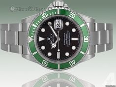 Rolex Submariner Oyster Perpetual 50th Anniversary Edition M Series - 40mm Stainless Steel - 16610 L