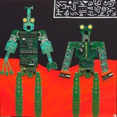 """""""L'Arte degli Stolti"""", la rubrica de Gli Stolti sugli artisti contemporanei, presenta: Loberg, un viaggio sull'Astronave Terrestre. http://gli-stolti.blogspot.it/2014/09/larte-degli-stolti-loberg-un-viaggio.html #arte #cultura"""