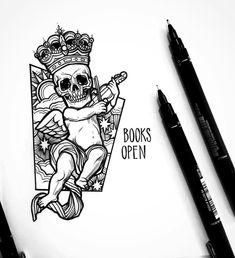 Mini Tattoos, Black Tattoos, Body Art Tattoos, Small Tattoos, Sleeve Tattoos, Tattoo Sketches, Tattoo Drawings, Sextant Tattoo, Realistic Tattoo Sleeve