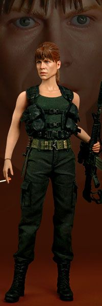 Sarah Connor 1:6 scale Collectible Figure - Terminator 2: Judgment Day