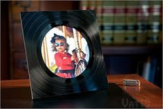 Rosely Pignataro: Porta retratos reciclados