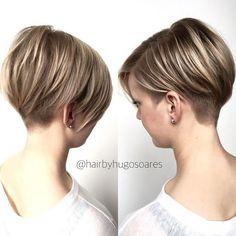Krótkie fryzury kobiece jak nigdy! 20 super cięć na wiosnę - Strona 10