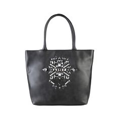 - Fabric lined interior - Zip fastening - inside: 1 compartment, 1 zip pocket, 1 inside pocket - dimensions: cm Versace Jeans, Black Shoulder Bag, Leather Shoulder Bag, Shoulder Bags, Brown Crossbody Bag, Black Cross Body Bag, Latest Fashion Trends, Shopping Bag, Reusable Tote Bags