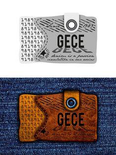 Deri Etiket Tasarım / Leather Label Design