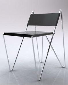 Triki Chair by Jose Francisco Argotty Benavides