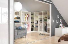 Lieblich Moderne Ankleidezimmer Bilder: Begehbares Ankleidezimmer