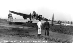 Lockheed Constellation TWA