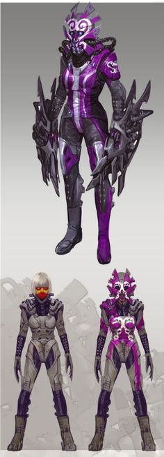 Female Armor Space Suit armor clothes clothing fashion player character npc   Create your own roleplaying game material w/ RPG Bard: www.rpgbard.com   Writing inspiration for Dungeons and Dragons DND D&D Pathfinder PFRPG Warhammer 40k Star Wars Shadowrun Call of Cthulhu Lord of the Rings LoTR + d20 fantasy science fiction scifi horror design   Not Trusty Sword art: click artwork for source