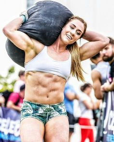 Crossfit games tits nude